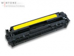 Rebuilt Toner f�r HP LJ Pro 300 400 Color M351A M375NW M451 M475 CE412A Yellow