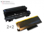 2x Rebuilt Toner und Trommel Set f�r Brother TN-3280/DR-3200 HL-5340 5380 DCP-8890
